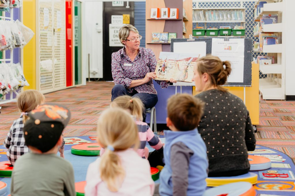 Storytime Mount Isa City Council
