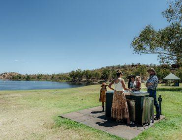 Lake Moondarra BBQ